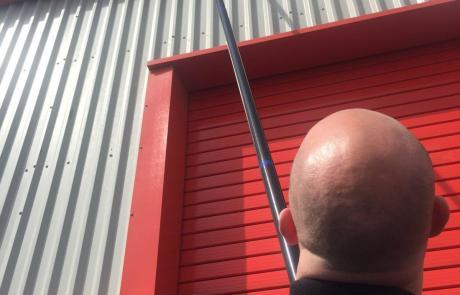gutter cleaning south wales