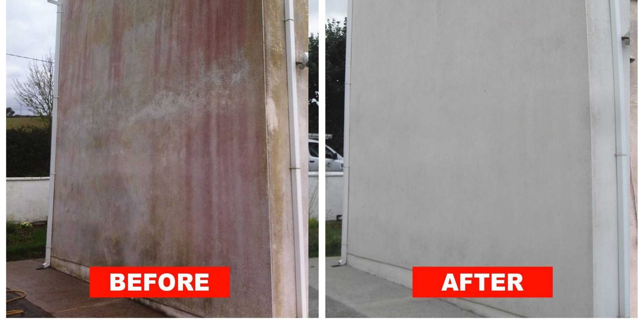 cleaning render before after